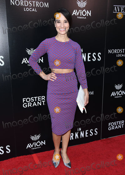 "Alison Becker Photo - 23 May 2018 - Hollywood, California - Alison Becker. ""In Darkness"" Los Angeles Angeles Premiere held at ArcLight Hollywood . Photo Credit: Birdie Thompson/AdMedia"