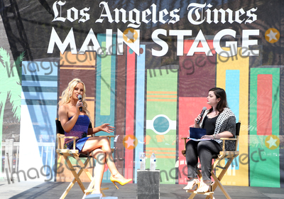 Gigi Gorgeous Photo - 13 April 2019 - Los Angeles, California - Gigi Gorgeous, Jessica Roy. 2019 Los Angeles Times Festival Of Books held at University of Southern California. Photo Credit: Faye Sadou/AdMedia