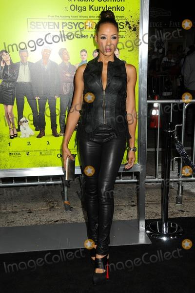 "Dania Ramirez Photo - 1 October 2012 - Westwood, California - Dania Ramirez. ""Seven Psychopaths"" Los Angeles Premiere held at the Bruin Theatre. Photo Credit: Byron Purvis/AdMedia"