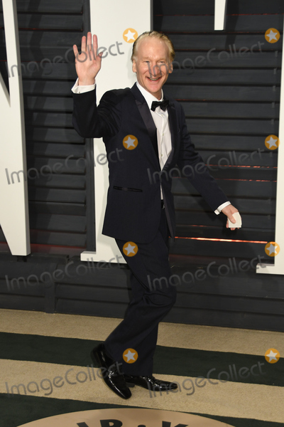 Bill Maher, Wallis Annenberg Photo - 26 February 2017 - Beverly Hills, California - Bill Maher. 2017 Vanity Fair Oscar Party held at the Wallis Annenberg Center. Photo Credit: Byron Purvis/AdMedia