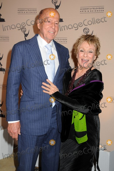 Cloris Leachman Photo - 20 January 2011 - Beverly Hills, California - George Englund and Cloris Leachman. Academy of Television Arts & Sciences' 20th Annual Hall of Fame Induction Gala held at the Beverly Hills Hotel. Photo: Byron Purvis/AdMedia