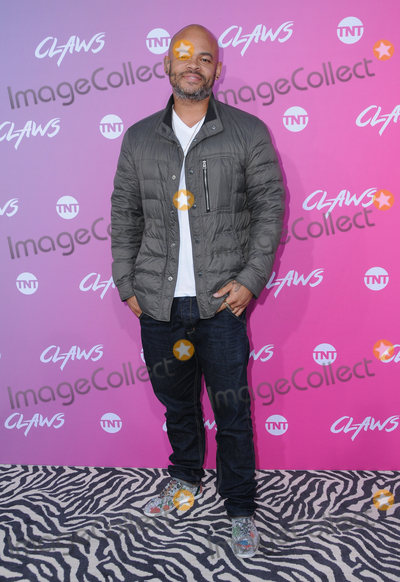 """Anthony Hemmingway Photo - 01 June 2017 - Los Angeles, California - Anthony Hemmingway. Premiere of TNT's """"Claws"""" held at Harmony Gold Theatre in Los Angeles. Photo Credit: Birdie Thompson/AdMedia"""