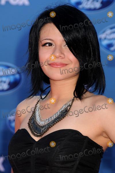"Allison Iraheta Photo - 25 May 2011 - Los Angeles, California - Allison Iraheta. ""American Idol 2011"" Finale - Arrivals held at Nokia Theatre LA Live. Photo Credit: Byron Purvis/AdMedia"