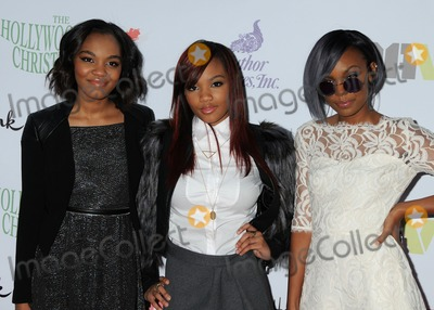 China Anne Photo - 1 December 2013 - Hollywood, California - Sierra McClain, China Anne McClain, Lauryn McClain. 82nd Annual Hollywood Christmas Parade held on Hollywood Blvd. Photo Credit: Byron Purvis/AdMedia