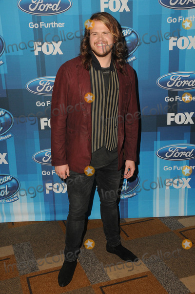 "Caleb Johnson Photo - 07 April 2016 - Hollywood, California - Caleb Johnson. Arrivals for FOX's ""American Idol"" Finale For The Farewell Season held at The Dolby Theater. Photo Credit: Birdie Thompson/AdMedia"