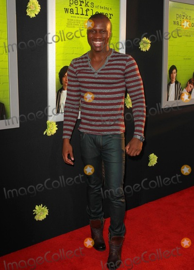 "Amadou Ly, Wallflowers Photo - 10 September 2012 - Hollywood, California - Amadou Ly. Premiere Of Summit Entertainment's ""The Perks Of Being A Wallflower"" Held At ArcLight Cinemas. Photo Credit: Kevan Brooks/AdMedia"