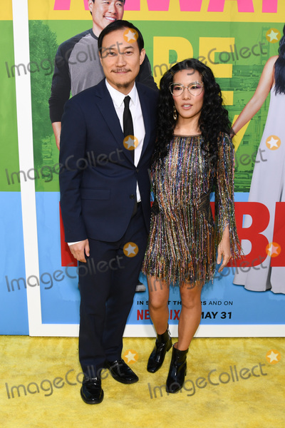 "Ali Wong, Ali Farka Touré Photo - 22 May 2019 - Westwood Village, California - Justin Hakuta, Ali Wong. Netflix ""Always Be My Maybe"" Los Angeles Premiere held at Regency Village Theatre. Photo Credit: Billy Bennight/AdMedia"