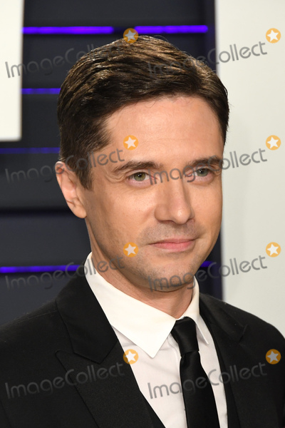 Topher Grace, Wallis Annenberg Photo - 24 February 2019 - Los Angeles, California - Topher Grace. 2019 Vanity Fair Oscar Party following the 91st Academy Awards held at the Wallis Annenberg Center for the Performing Arts. Photo Credit: Birdie Thompson/AdMedia