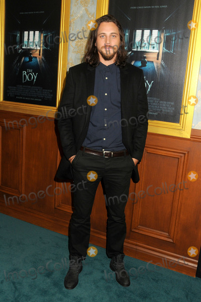 "Ben Robson Photo - 20 January 2016 - Los Angeles, California - Ben Robson. ""The Boy"" Los Angeles Premiere held at Cinemark Playa Vista. Photo Credit: Byron Purvis/AdMedia"