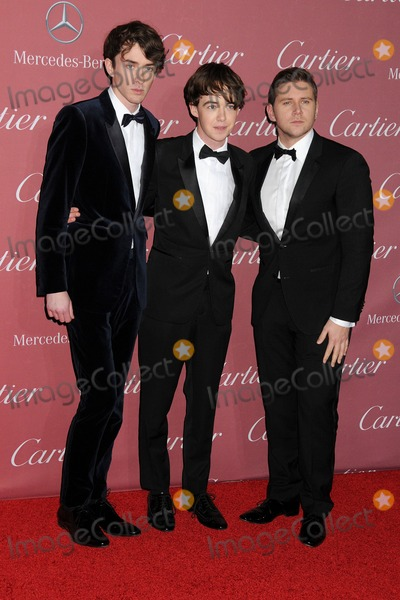 Matthew Beard, Allen Leech, Alex Lawther Photo - 3 January 2015 - Palm Springs, California - Matthew Beard, Alex Lawther, Allen Leech. 26th Annual Palm Springs International Film Festival Awards Gala held at the Palm Springs Convention Center. Photo Credit: Byron Purvis/AdMedia