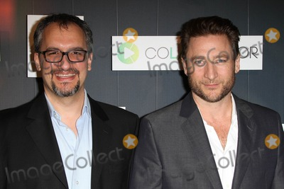 Kevin Allen, Andres Faucher Photo - 6 November 2014 - Los Angeles, California - 'Collaborator' Co-founders Kevin Allen Jackson and Andres Faucher. Colaborator.com Launch Party held at Milk Studios Los Angeles. Photo Credit: AdMedia