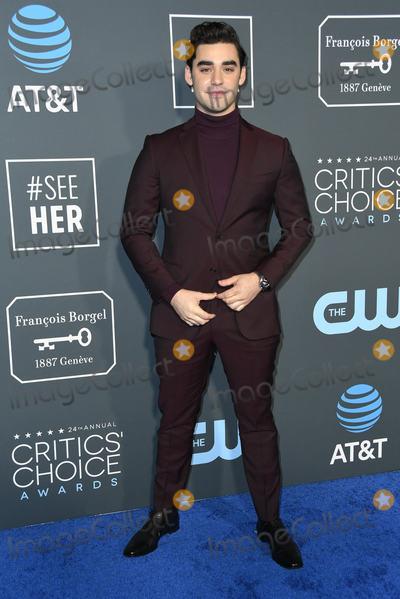 Alex Rich Photo - 13 January 2019 - Santa Monica, California - Alex Rich. The 24th Annual Critics' Choice Awards held at Barker Hangar. Photo Credit: Birdie Thompson/AdMedia