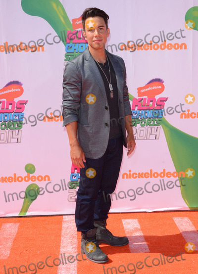 Apolo Ono Photo - 17 July 2014 - Los Angeles, California - Apolo Ono. Arrivals for the Nickelodeon Kids' Choice Sports Awards 2014 held at UCLA's Pauley Pavilion in Los Angeles, Ca. Photo Credit: Birdie Thompson/AdMedia