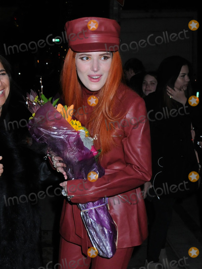 Bella Thorne Photo - 25 March 2019 - New York, New York - Bella Thorne at Legato Arts and W Preserve present an evening music, poems and prose at Carnegie Hall. Photo Credit: LJ Fotos/AdMedia