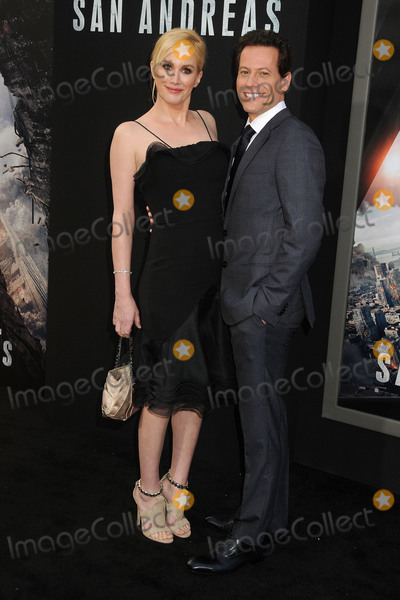 "Alice Evans, Ioan Gruffudd, TCL Chinese Theatre Photo - 26 May 2015 - Hollywood, California - Alice Evans, Ioan Gruffudd. ""San Andreas"" Los Angeles Premiere held at the TCL Chinese Theatre. Photo Credit: Byron Purvis/AdMedia"