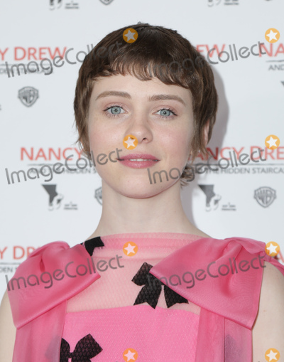 Sophia Lillis Photo - 10 March 2019 - Los Angeles, California - Sophia Lillis. World Premiere of 'Nancy Drew and the Hidden Staircase' held at AMC Century City 15. Photo Credit: PMA/AdMedia