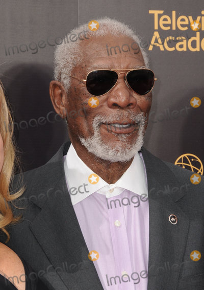 Morgan Freeman Photo - 11 September 2016 - Los Angeles, California. Morgan Freeman. 2016 Creative Arts Emmy Awards - Day 2 held at Microsoft Theater. Photo Credit: Birdie Thompson/AdMedia
