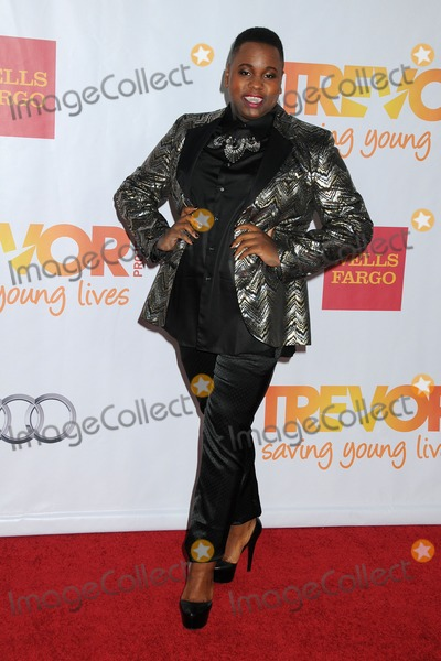 Alex Newell Photo - 8 December 2013 - Hollywood, California - Alex Newell. 15th Annual TrevorLive Los Angeles Benefit held at The Hollywood Palladium. Photo Credit: Byron Purvis/AdMedia