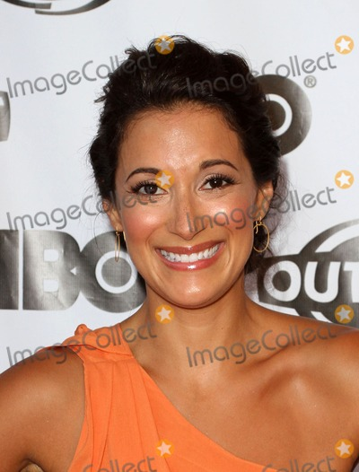 """Angelique Cabral, Angelique  Cabral Photo - 17 July 2011 - West Hollywood, California - Angelique Cabral. 2011 Outfest Film Festival Screening Of """"The Perfect Family"""" Closing Night- Arrivals  Held At The DGA Theatre. Photo Credit: Kevan Brooks/AdMedia"""