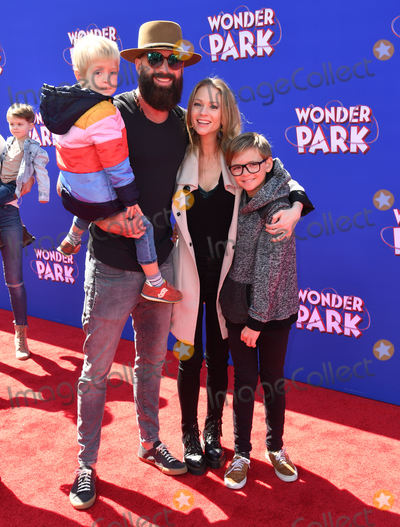 "A.J. Cook, A. J. Cook, Aj Cook, AJ Cook, A.J Cook Photo - 10 March 2019 - Westwood, California - A.J. Cook. ""Wonder Parker"" Los Angeles Premiere held at Regency Village Theater. Photo Credit: Birdie Thompson/AdMedia"