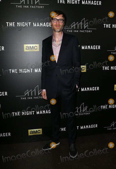 "Stephen Merchant Photo - 05 April 2016 - West Hollywood, Stephen Merchant. Premiere Of AMC's ""The Night Manager"" at The DGA Theater. Photo Credit: F.Sadou/AdMedia"