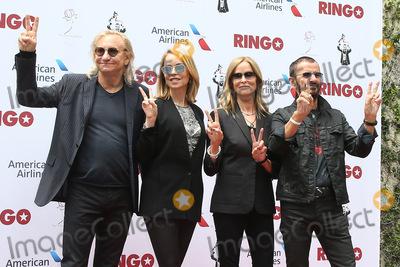 Joe Walsh, Ringo Starr, Barbara Bach, Joe Corré Photo - 07 July 2015 - Hollywood, California - Ringo Starr attends his 75th birthday fan gathering at Capitol Records. Photo Credit: F. Sadou/AdMedia