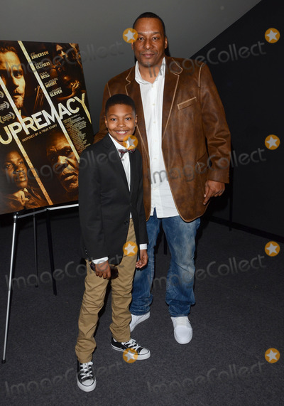 Deon Taylor, Alex Henderson Photo - 22 January 2015 - Los Angeles, California - Alex Henderson, Deon Taylor.