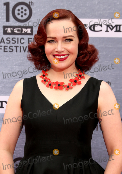 """Alicia Malone, TCL Chinese Theatre Photo - 11 April 2019 - Hollywood, California - . 2019 TCM Classic Film Festival Opening Night Gala And 30th Anniversary Screening Of """"When Harry Met Sally"""" held at TCL Chinese Theatre. Photo Credit: Faye Sadou/AdMedia11 April 2019 - Hollywood, California - Alicia Malone. 2019 TCM Classic Film Festival Opening Night Gala And 30th Anniversary Screening Of """"When Harry Met Sally"""" held at TCL Chinese Theatre. Photo Credit: Faye Sadou/AdMedia"""