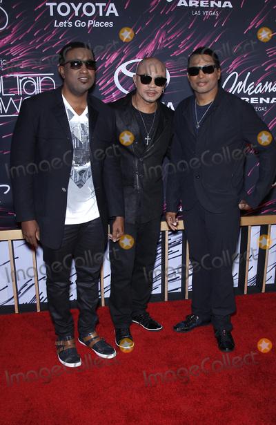 After Seven, Train Photo - 06 November 2015 - Las Vegas, NV -  After Seven. 2015 Soul Train Awards Arrivals at the Orleans Arena. Photo Credit: MJT/AdMedia