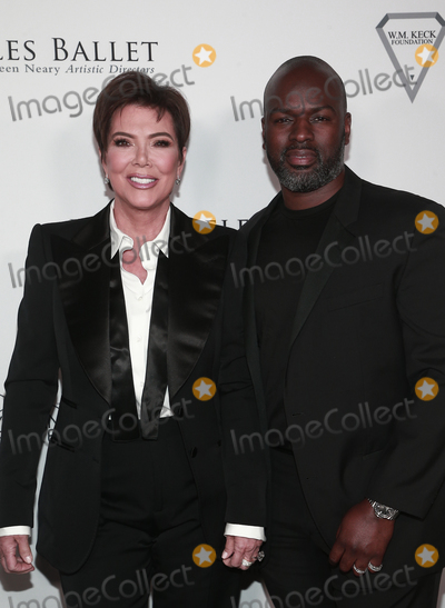 Kris Jenner, Corey Gamble Photo - 28 February 2020 - Santa Monica, California - Kris Jenner, Corey Gamble. Los Angeles Ballet Gala held at The Broad Stage. Photo Credit: FS/AdMedia