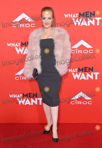 "Wendi McLendon-Covey Photo - 28 January 2019 - Westwood, California - Wendi McLendon-Covey. ""What Men Want"" Los Angeles Premiere held at Regency Village Theater Photo Credit: Birdie Thompson/AdMedia"