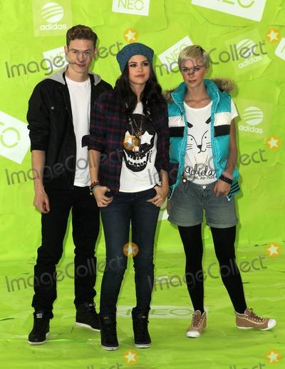 "Selena Gomez, Gomez Photo - 20 November 2012 - Los Angeles, California - Selena Gomez. Selena Goes ""NEO"" Adidas NEO Labels Signs Selena Gomez as Guest Designer Held At The DownTown Los Angeles. Photo Credit: Faye Sadou/AdMedia"