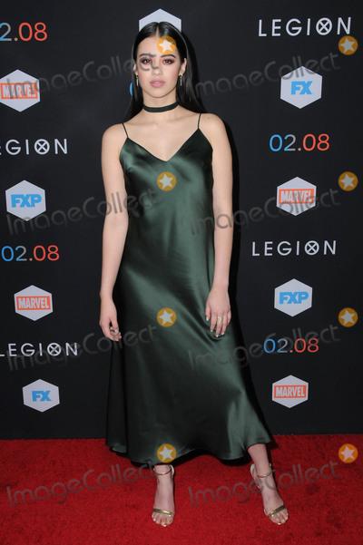 "Amber Midthunder Photo - 26 January 2017 - West Hollywood, California - Amber Midthunder. FX's ""Legion"" Los Angeles Premiere held at The Pacific Design Center. Photo Credit: Birdie Thompson/AdMedia"
