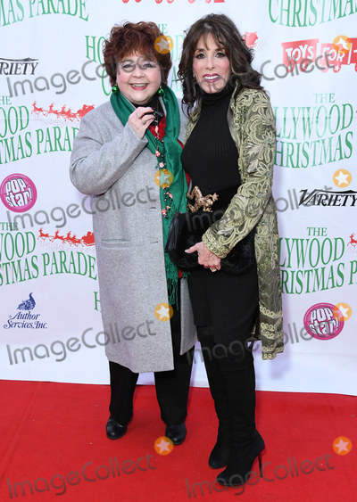 Kate Linder, Patrika Darbo, The 88 Photo - 01 December 2019 - Hollywood, California - Patrika Darbo, Kate Linder. The 88th Annual Hollywood Christmas Parade  held at Hollywood Blvd.. Photo Credit: Birdie Thompson/AdMedia
