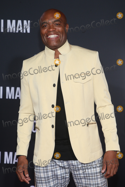 """Anderson Silva, TCL Chinese Theatre Photo - 6 October 2019 - Hollywood, California - Anderson Silva. Paramount Pictures' Premiere Of """"Gemini Man"""" held at TCL Chinese Theatre. Photo Credit: FayeS/AdMedia"""