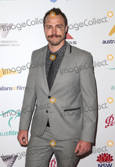Andrew Steel, Andrew Steele Photo - 18 October 2017 - Hollywood, California - Andrew Steel. 6th Annual Australians in Film Awards held at NeueHouse Hollywood. Photo Credit: F. Sadou/AdMedia