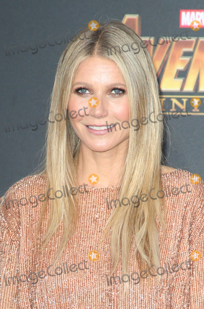 """Gwyneth Paltrow Photo - 23 April 2018 - Hollywood, California - Gwyneth Paltrow. Disney and Marvel's """"Avengers: Infinity War"""" Los Angeles Premiere held at Dolby Theater. Photo Credit: F. Sadou/AdMedia"""