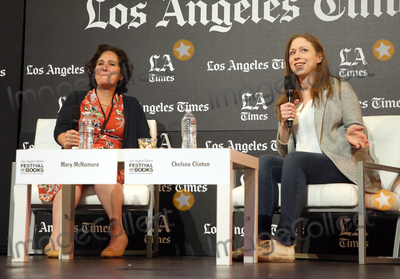 Chelsea Clinton, Teairra Marí Photo - 14 April 2019 - Los Angeles, California - Chelsea Clinton, Mary McNamara. 2019 Los Angeles Times Festival Of Books Day 2 held at University of Southern California. Photo Credit: Faye Sadou/AdMedia