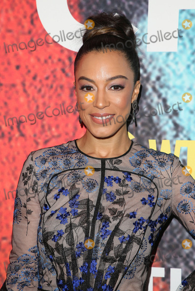 """Angela Rye Photo - 03 January 2018 - Los Angeles, California - Angela Rye. Showtime's """"The Chi"""" Los Angeles Premiere held at Downtown Independent. Photo Credit: F. Sadou/AdMedia"""