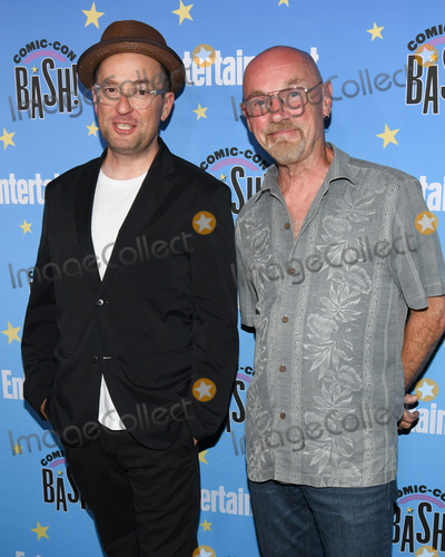 Christopher Markus, Christophe Honoré Photo - 22 July 2019 - San Diego, California - Christopher Markus, Jim Starlin. Entertainment Weekly Comic-Con Bash held at FLOAT at the Hard Rock Hotel in celebration of Comic-Con 2019. Photo by Billy Bennight/AdMedia