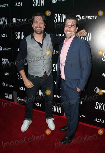 Photo - 11 July 2019 - Hollywood, California - Trevor Matthews, Nick Gordon. The Los Angeles Special Screening of Skin held at ArcLight Hollywood. Photo Credit: Faye Sadou/AdMedia