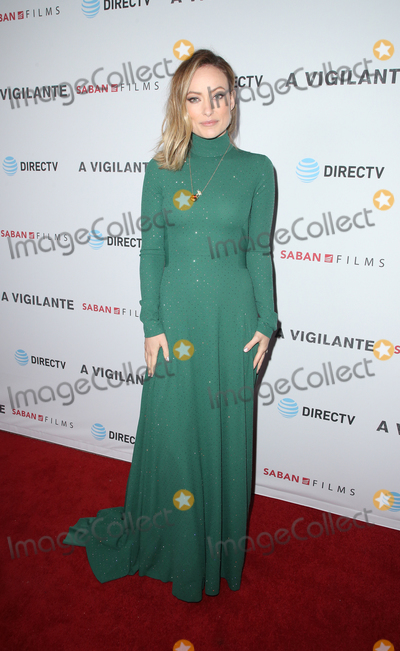 "Olivia Wilde Photo - 27 March 2019 - Los Angeles, California - Olivia Wilde. The Premiere Of Saban Films And DirecTV's ""A Vigilante"" held at The Vista Theatre. Photo Credit: Faye Sadou/AdMedia"