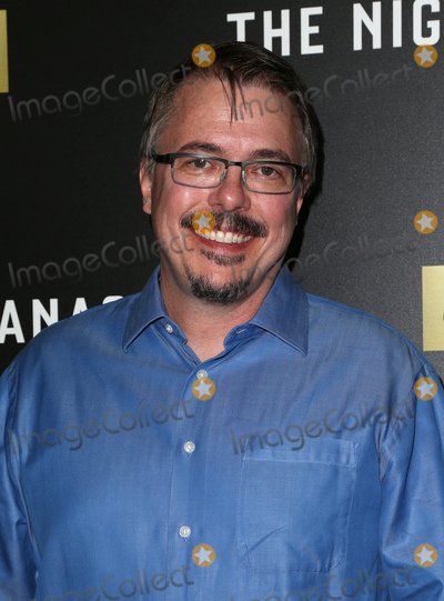 """Vince Gilligan Photo - 05 April 2016 - West Hollywood, Vince Gilligan. Premiere Of AMC's """"The Night Manager"""" at The DGA Theater. Photo Credit: F.Sadou/AdMedia"""