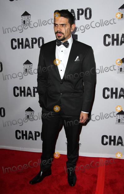 Alejandro Aguilar, El Chapo Photo - 19 April 2017 - Los Angeles, California - Alejandro Aguilar. Univisions El Chapo Original Series Premiere Event held at The Landmark Theatre. Photo Credit: AdMedia