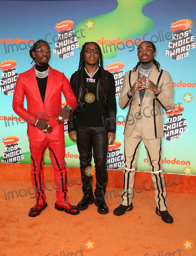 Photo - 23 March 2019 - Los Angeles, California - Migos. 2019 Nickelodeon Kids' Choice Awards held at The USC Galen Center. Photo Credit: Faye Sadou/AdMedia