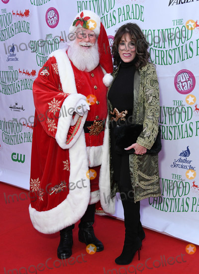 Kate Linder, The 88 Photo - 01 December 2019 - Hollywood, California - Kate Linder. The 88th Annual Hollywood Christmas Parade  held at Hollywood Blvd.. Photo Credit: Birdie Thompson/AdMedia