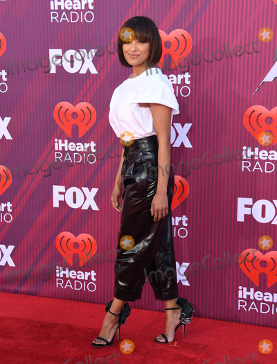 Kat Graham Photo - 14 March 2019 - Los Angeles, California - Kat Graham. 2019 iHeart Radio Music Awards Arrivals held at Microsoft Theater. Photo Credit: Birdie Thompson/AdMedia