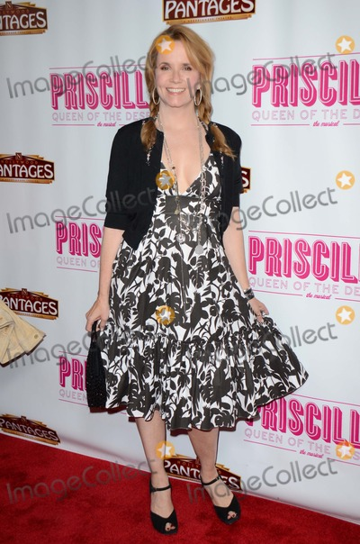 "Lea Thompson, Queen Photo - 05 May 2013 - Hollywood, California - Lea Thompson. Tony Award-Winning Broadway Musical 'Priscilla Queen Of The Desert"" celebrates its L.A. Premiere at Pantages Theatre. Photo Credit: Tonya Wise/AdMedia"