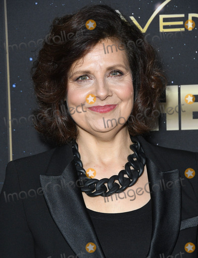 """Rebecca Front Photo - 14 January 2020 - Hollywood, California - Rebecca Front. HBO's """"Avenue 5"""" Premiere - Los Angeles  held at Avalon Hollywood. Photo Credit: Birdie Thompson/AdMedia"""