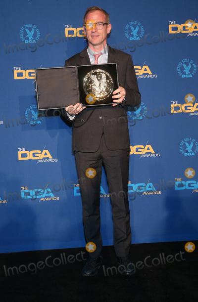 Spike Jonze, RITZ CARLTON, The Ritz Photo - 25 January 2020 - Los Angeles, California - Spike Jonze. 72nd Annual Directors Guild Of America Awards (DGA Awards 2020) held at the The Ritz Carlton. Photo Credit: F. Sadou/AdMedia